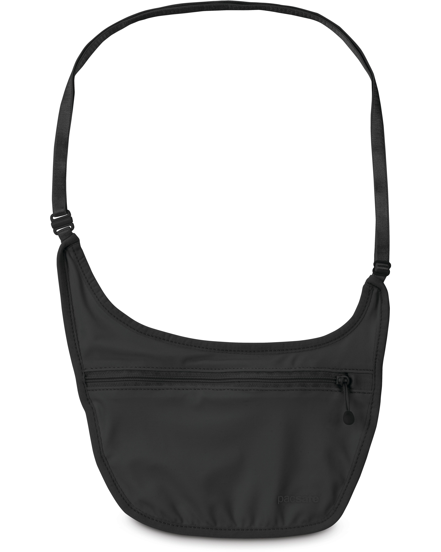 6a9d663e2 Pacsafe Coversafe S80 - Cartera de viaje Mujer - negro | Campz.es